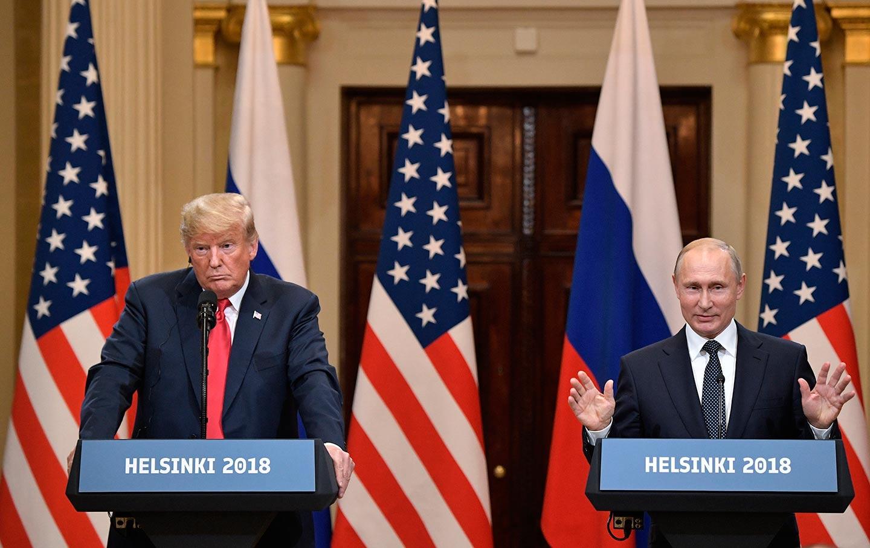 Trump Putin Helsinki Summit Ap Img