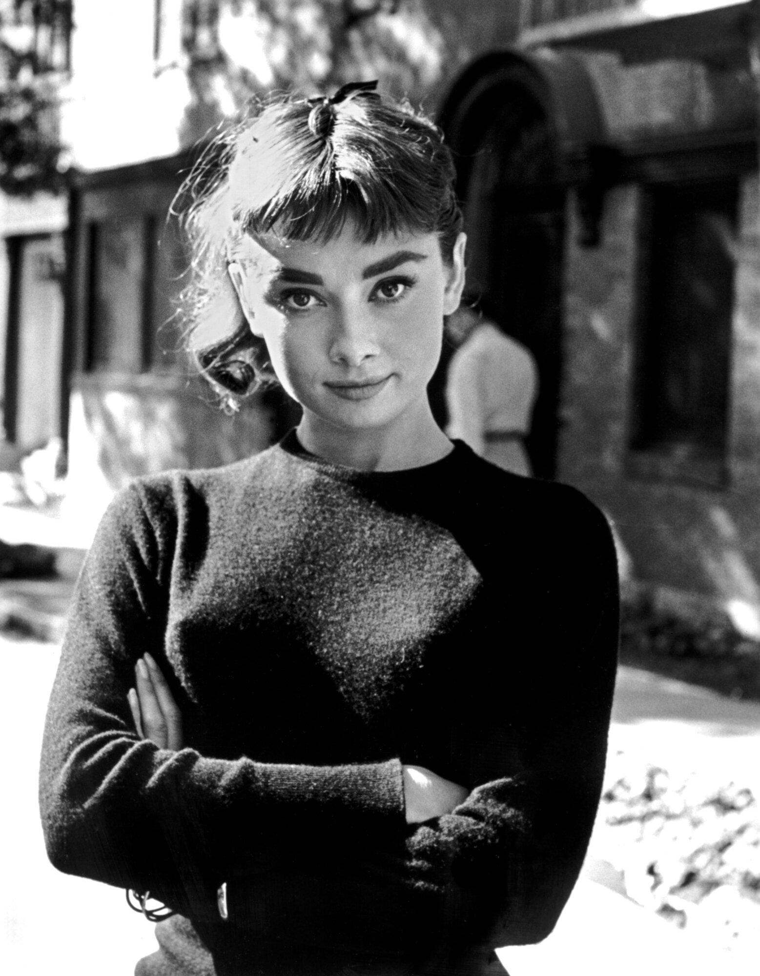 Audrey Hepburn1954 © 2000 Mark Shaw