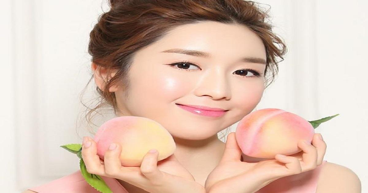 Sweet Peach Sheet Mask Apieu 2